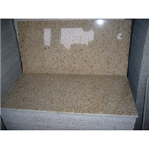 China Yellow Polished G682 Granite Tile