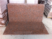 Maple Red Granite G562 Tiles & Slabs