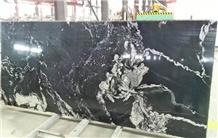 Nero Fantasy Granite Slabs, Royal Ballet Granite