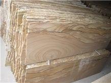 Scenery Sandstone Slabs China