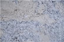 White Ice Granite Slabs