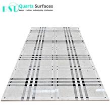Chinese White Marble Stone Waterjet Medallion for Floor Tiles