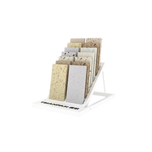 Folding Quartz Countertop Sample Display Rack
