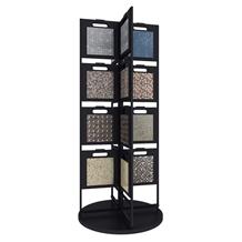 Mosaic Tiles Display Rack for Showroom or Fair
