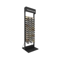 Quartz Display Stand Rack for Showroom