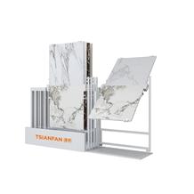 Rotating Showroom Tile Display Stand