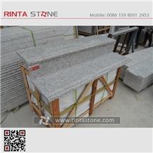 G602 Granite Rinta White Grey Stone Windows Steps