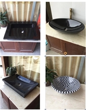 China Stone High Quality Natural Sinks and Basins