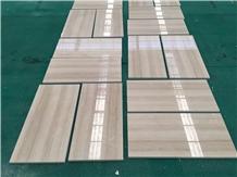 Italian Beige Serpeggiante Marble Tiles