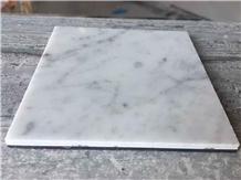 Lightweight Carrara White Plymer Composite Panels
