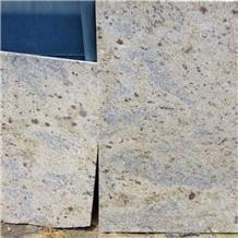 Kashmir White Granite Small Slabs