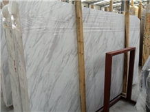Greece Volakas White Marble Slab & Tile