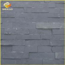 Black Slate Culture Stone Wall Cladding Panel