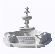 Modern Outdoor Garden Decorative Marble Fountain
