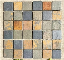 The Natural Stone Garden Decoration Mosaic