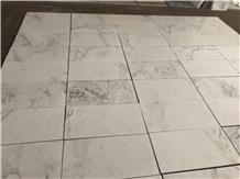 Chinese White Marble High Quality Calacatta Taupe