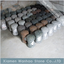 Granite Funeral Vase Tombstone & Monumen Lamps