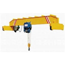 China Single Double Bean Gantry Crane Hoist Crane