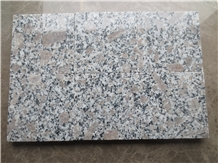 G383 G3783 Zhaoyuan Pearl Flower Pearl Red Granite