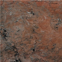 Bali Mega Red Polished Marble Tiles