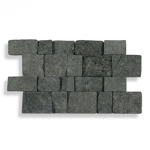 Indonesia Lava Black Ovattiano Cultured Stone