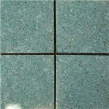 Sukabumi Green Stone Tiles Grade B Quality