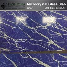Calacatta Micro Crystal Glass,Interior & Exterior