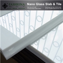 White Nanoglass,Glass Stone Interior & Exterior