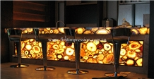 Bar Countertop/Agate Stone Club Bar Counter