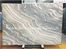 Famous Water Cloudy Grey Marble Slabs&Tiles