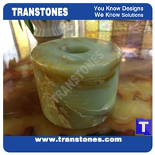 Artificial Chinoiserie Onyx for Home Decors