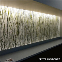 Building Stone Translucent Stone Wall Panel