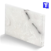 Faux Solid Surface Translucent Stone
