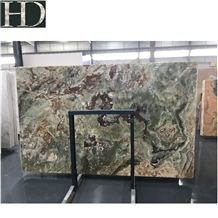 Ancient Green Onyx Slabs&Tiles