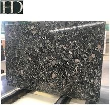 Black/Nero Marinace Granite Slabs & Tiles