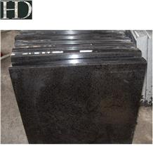 G684 Black Granite Slabs & Tiles
