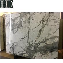 Turkish Iceberg Marble Slabs & Tiles