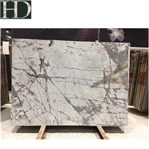 Turkish Iceberg White Marble Slabs & Tiles