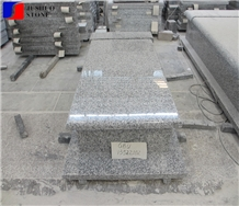 G623,Haicang Bai,Haicang White Granite Tombstone