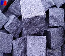 G654 Pavers G654 Black Granite Paving Stone Setts