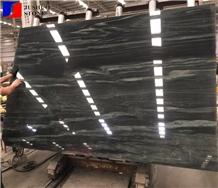 Green Fantasy Granite Tiles Slab for Wall Cladding