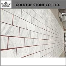 Bianco Carrara White Marble Floor,Wall Tile, Slab