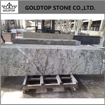 India Colonial White Kitchen Countertop Granite