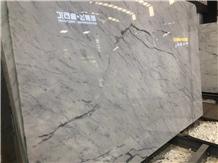 Statuario White Marble Slabs
