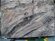 Impression Gray Marble Stone Tiles and Slabs
