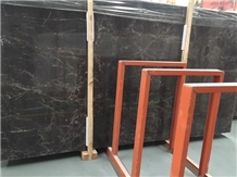 Violet Brown Marble Pattern Stone Tiles and Slabs
