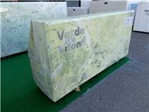 Verde Tifone Light Green Marble Blocks