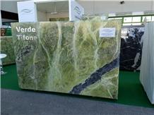 Verde Tifone Marble Blocks