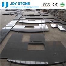G654 Dark Grey Granite Countertops