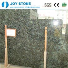 Good Quality Polished Lemurian Blue Granite Slabs